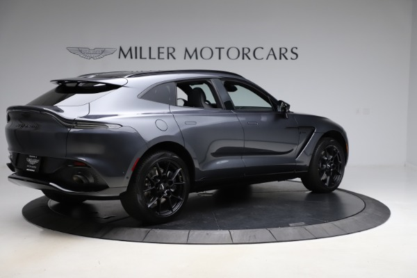 New 2021 Aston Martin DBX for sale $201,586 at Maserati of Westport in Westport CT 06880 7