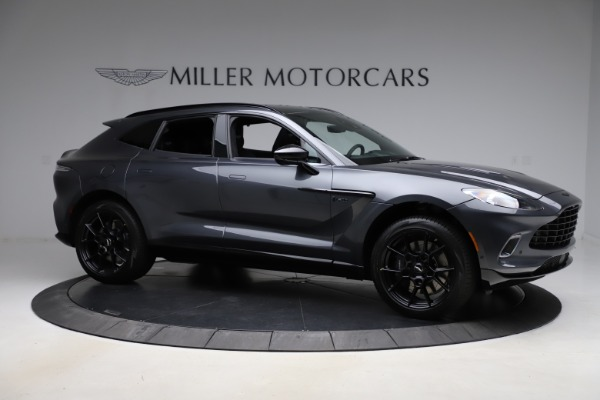 New 2021 Aston Martin DBX for sale $201,586 at Maserati of Westport in Westport CT 06880 9