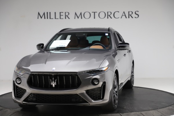 New 2021 Maserati Levante S Q4 GranSport for sale $108,235 at Maserati of Westport in Westport CT 06880 1