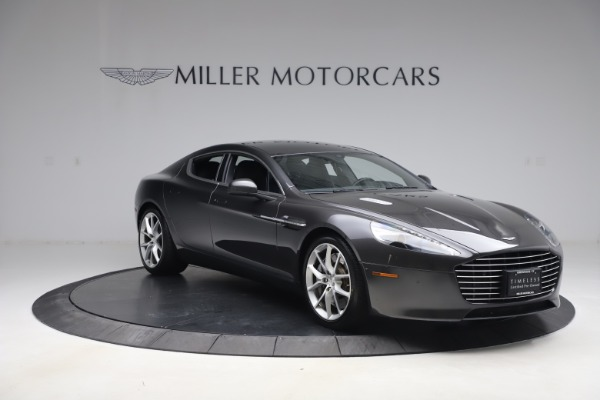 Used 2017 Aston Martin Rapide S for sale $135,900 at Maserati of Westport in Westport CT 06880 10