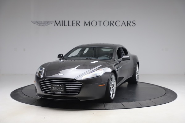 Used 2017 Aston Martin Rapide S for sale $135,900 at Maserati of Westport in Westport CT 06880 12