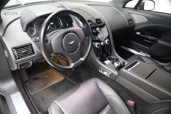 Used 2017 Aston Martin Rapide S Sedan for sale $135,900 at Maserati of Westport in Westport CT 06880 13