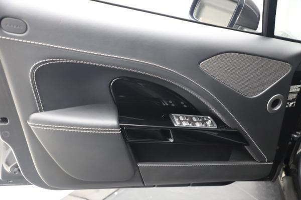 Used 2017 Aston Martin Rapide S Sedan for sale $135,900 at Maserati of Westport in Westport CT 06880 16