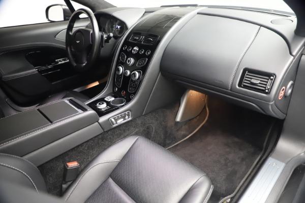 Used 2017 Aston Martin Rapide S Sedan for sale $135,900 at Maserati of Westport in Westport CT 06880 19