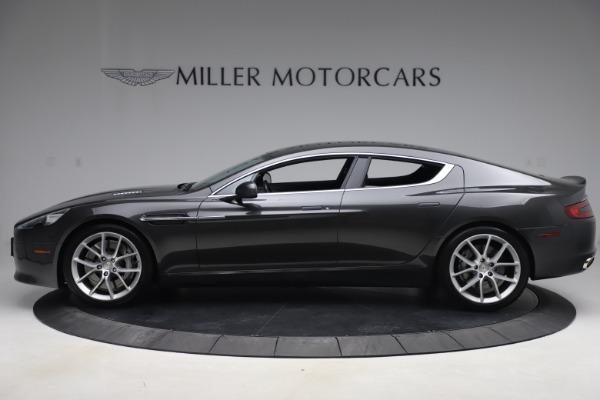 Used 2017 Aston Martin Rapide S Sedan for sale $135,900 at Maserati of Westport in Westport CT 06880 2