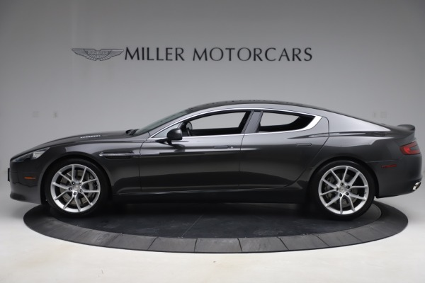 Used 2017 Aston Martin Rapide S for sale $135,900 at Maserati of Westport in Westport CT 06880 2