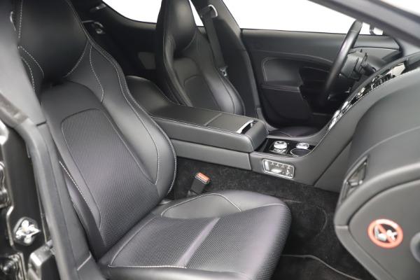 Used 2017 Aston Martin Rapide S Sedan for sale $135,900 at Maserati of Westport in Westport CT 06880 21