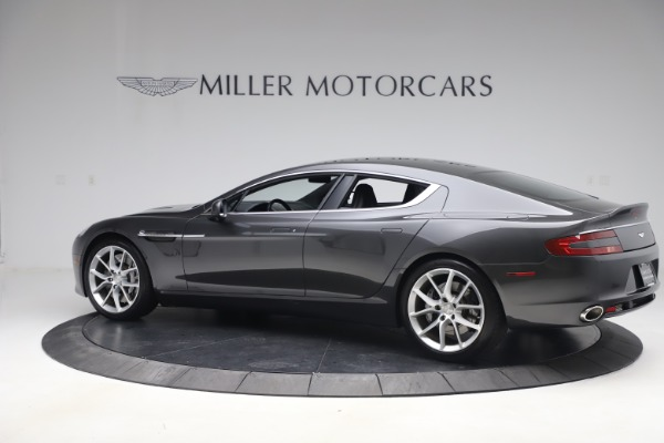 Used 2017 Aston Martin Rapide S for sale $135,900 at Maserati of Westport in Westport CT 06880 3