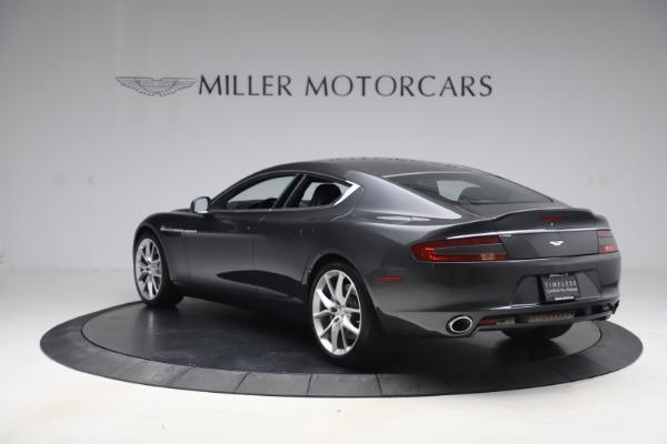 Used 2017 Aston Martin Rapide S Sedan for sale $135,900 at Maserati of Westport in Westport CT 06880 4