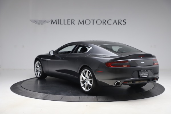 Used 2017 Aston Martin Rapide S for sale $135,900 at Maserati of Westport in Westport CT 06880 4