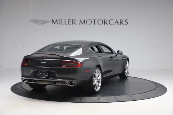 Used 2017 Aston Martin Rapide S for sale $135,900 at Maserati of Westport in Westport CT 06880 6