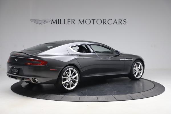 Used 2017 Aston Martin Rapide S Sedan for sale $135,900 at Maserati of Westport in Westport CT 06880 7