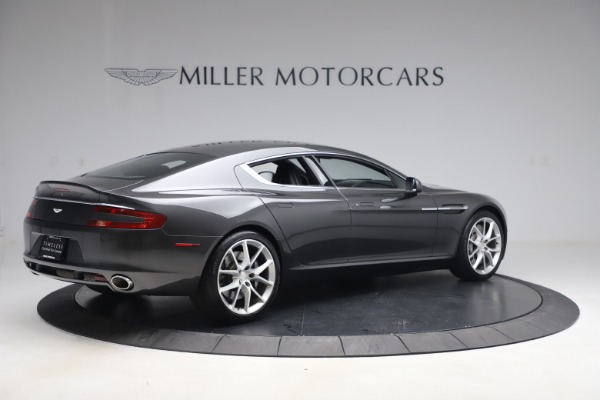 Used 2017 Aston Martin Rapide S for sale $135,900 at Maserati of Westport in Westport CT 06880 7