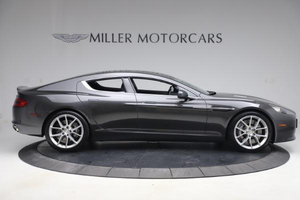 Used 2017 Aston Martin Rapide S Sedan for sale $135,900 at Maserati of Westport in Westport CT 06880 8
