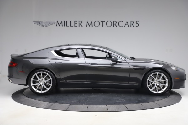 Used 2017 Aston Martin Rapide S for sale $135,900 at Maserati of Westport in Westport CT 06880 8