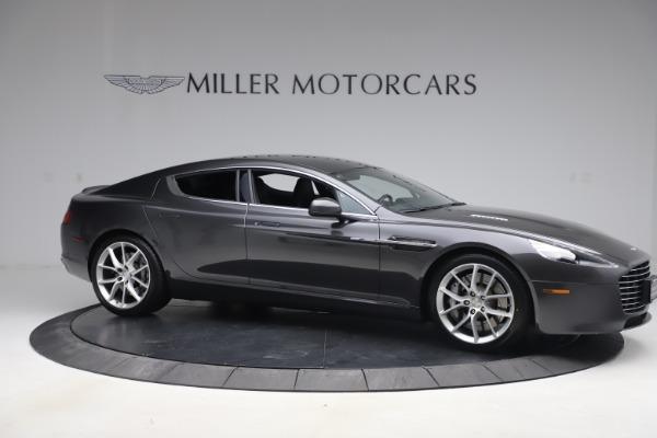 Used 2017 Aston Martin Rapide S Sedan for sale $135,900 at Maserati of Westport in Westport CT 06880 9