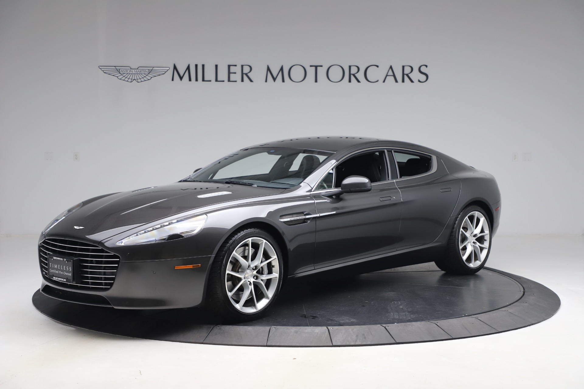 Used 2017 Aston Martin Rapide S for sale $135,900 at Maserati of Westport in Westport CT 06880 1