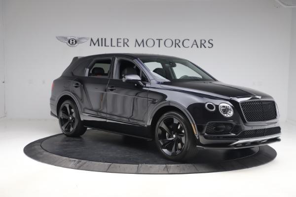 Used 2018 Bentley Bentayga Black Edition for sale $169,900 at Maserati of Westport in Westport CT 06880 11