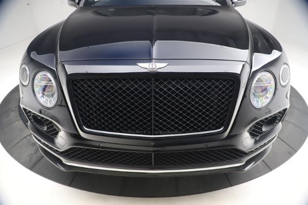 Used 2018 Bentley Bentayga Black Edition for sale $169,900 at Maserati of Westport in Westport CT 06880 13
