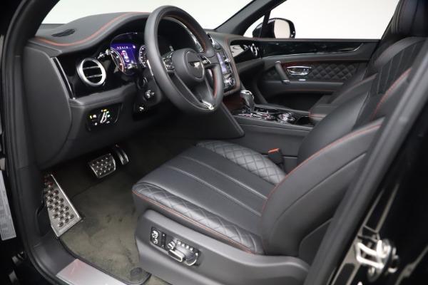 Used 2018 Bentley Bentayga Black Edition for sale $169,900 at Maserati of Westport in Westport CT 06880 17