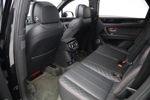 Used 2018 Bentley Bentayga Black Edition for sale $169,900 at Maserati of Westport in Westport CT 06880 20