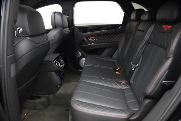 Used 2018 Bentley Bentayga Black Edition for sale $169,900 at Maserati of Westport in Westport CT 06880 21