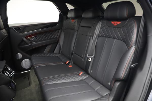 Used 2018 Bentley Bentayga Black Edition for sale $169,900 at Maserati of Westport in Westport CT 06880 22