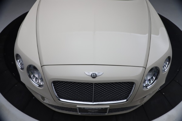 Used 2017 Bentley Continental GT W12 for sale $159,900 at Maserati of Westport in Westport CT 06880 21