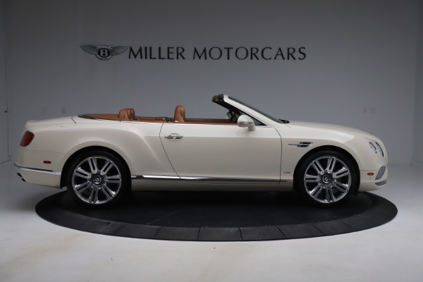 Used 2017 Bentley Continental GT W12 for sale $159,900 at Maserati of Westport in Westport CT 06880 9
