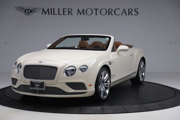 Used 2017 Bentley Continental GT W12 for sale $159,900 at Maserati of Westport in Westport CT 06880 1
