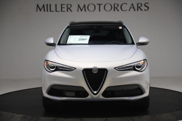 New 2020 Alfa Romeo Stelvio Q4 for sale Sold at Maserati of Westport in Westport CT 06880 12