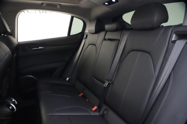 New 2020 Alfa Romeo Stelvio Q4 for sale Sold at Maserati of Westport in Westport CT 06880 18