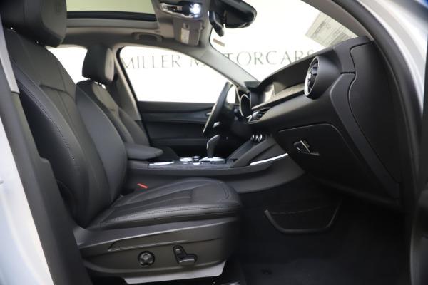 New 2020 Alfa Romeo Stelvio Q4 for sale Sold at Maserati of Westport in Westport CT 06880 23