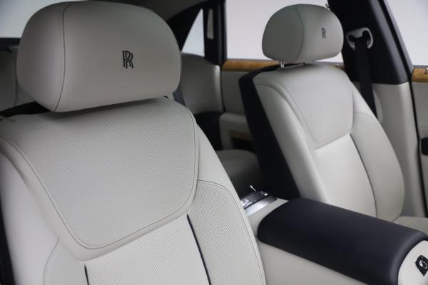 Used 2018 Rolls-Royce Ghost for sale $249,900 at Maserati of Westport in Westport CT 06880 15