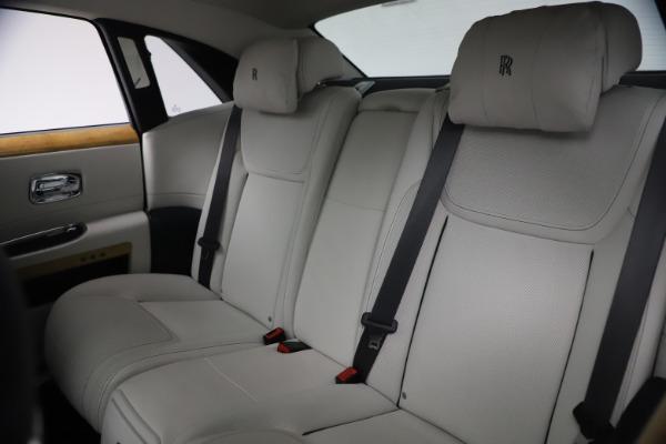 Used 2018 Rolls-Royce Ghost for sale $249,900 at Maserati of Westport in Westport CT 06880 19