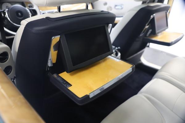 Used 2018 Rolls-Royce Ghost for sale $249,900 at Maserati of Westport in Westport CT 06880 22
