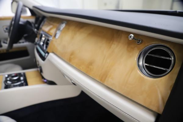 Used 2018 Rolls-Royce Ghost for sale $249,900 at Maserati of Westport in Westport CT 06880 26