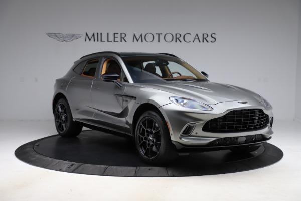 New 2021 Aston Martin DBX for sale $226,136 at Maserati of Westport in Westport CT 06880 10