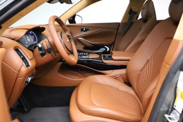 New 2021 Aston Martin DBX for sale $226,136 at Maserati of Westport in Westport CT 06880 12