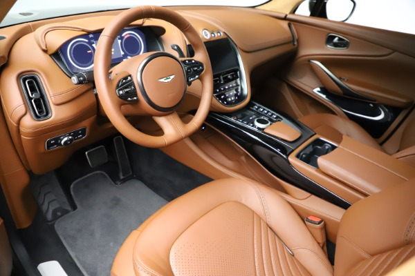 New 2021 Aston Martin DBX for sale $226,136 at Maserati of Westport in Westport CT 06880 13