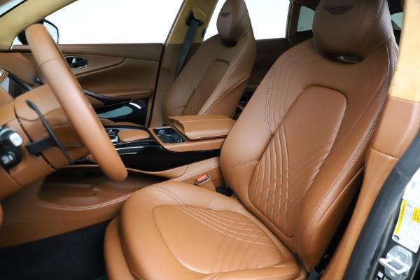 New 2021 Aston Martin DBX for sale $226,136 at Maserati of Westport in Westport CT 06880 14