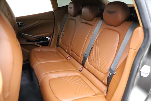 New 2021 Aston Martin DBX for sale $226,136 at Maserati of Westport in Westport CT 06880 17
