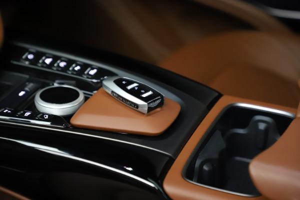 New 2021 Aston Martin DBX for sale $226,136 at Maserati of Westport in Westport CT 06880 18