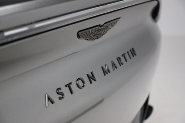 New 2021 Aston Martin DBX for sale $226,136 at Maserati of Westport in Westport CT 06880 22