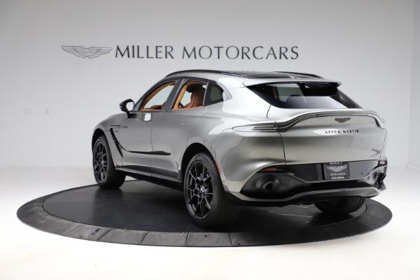 New 2021 Aston Martin DBX for sale $226,136 at Maserati of Westport in Westport CT 06880 4
