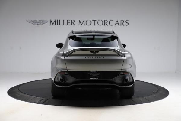 New 2021 Aston Martin DBX for sale $226,136 at Maserati of Westport in Westport CT 06880 5