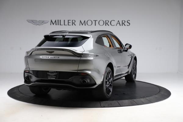 New 2021 Aston Martin DBX for sale $226,136 at Maserati of Westport in Westport CT 06880 6