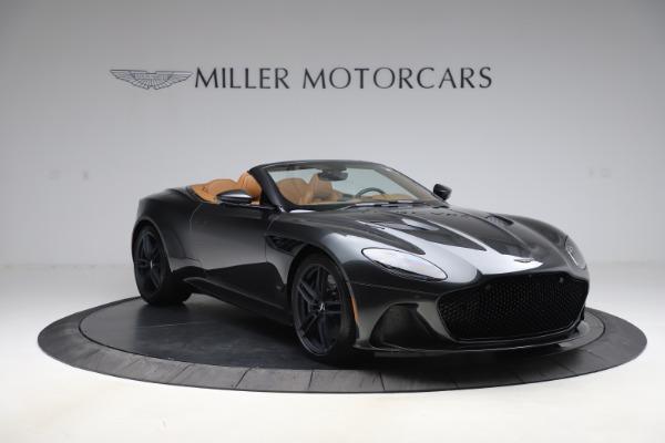 New 2021 Aston Martin DBS Superleggera Volante Convertible for sale $402,786 at Maserati of Westport in Westport CT 06880 10