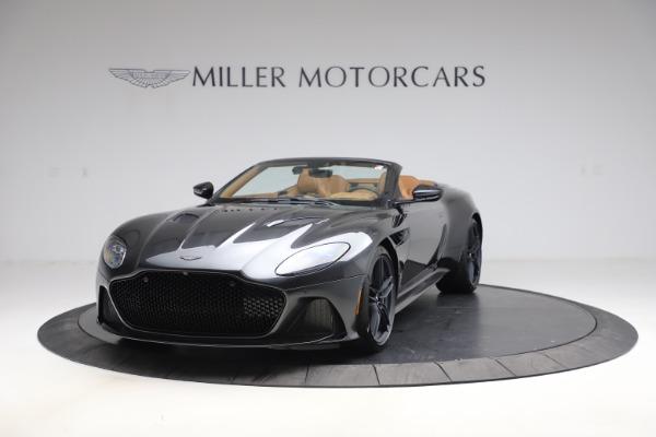 New 2021 Aston Martin DBS Superleggera Volante Convertible for sale $402,786 at Maserati of Westport in Westport CT 06880 12