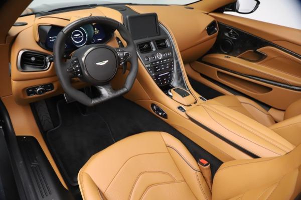 New 2021 Aston Martin DBS Superleggera Volante Convertible for sale $402,786 at Maserati of Westport in Westport CT 06880 13
